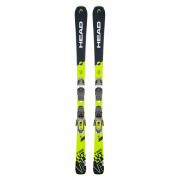 Head - V-Shape V8 + PR 11 skiset