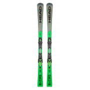 Head - Supershape i Magnum SW + PRD 12 GW skiset