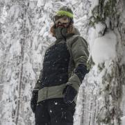 Brunotti- Winterjas  Spark Snowjacket heren