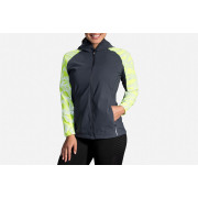 Brooks - Regenjas Nightlife Jacket Dames