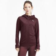 Puma -Sweater  Modern Sport FZ Logo Hoodie Dames