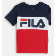 Fila - T-shirt Classic Day blocked Tee Kids