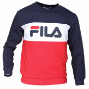 Fila - Sweaters night blocked crew shirt Kids