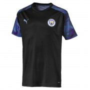 Puma - MCFC Training Jersey JR. Kids NETTO