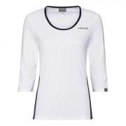 Head - Tennisshirt Club Tech 3/4 Shirt dames