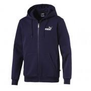 Puma - Sweater met rits en kap ESS FZ Hoody FL Heren