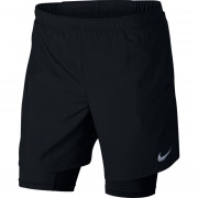 Nike - Challenger 2 In 1 Short