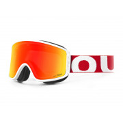 Out Of - Shift Red White Red MCI Goggle