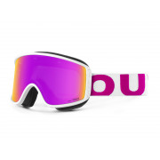 Out Of - Shift White Pink Violet MCI Goggle