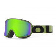 Out Of - Shift Military Green MCI Goggle