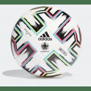 Adidas - Replica Voetbal UNIFO LGE BOX WHITE/BLACK/SIGGNR/B EK BAL 2020