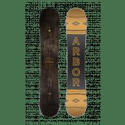Arbor - Element black snowboard