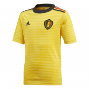 Adidas - Rode Duivels RBFA Away Jersey Jr