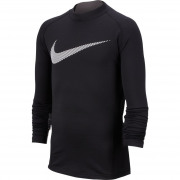 Nike - Long-Sleeve Mock-Neck Training Top Kids