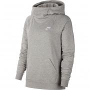 Nike - Funnel-Neck Fleece Pullover Hoodie DAMES