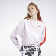Reebok- Sweater meet you there Crew Dames