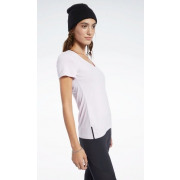 Reebok- T-Shirt AC ATHLETIC TEE PIXPNK Dames