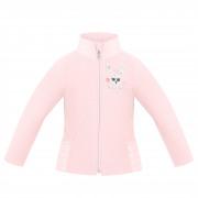Poivre Blanc- Fleece Pull Hybrid Jacket