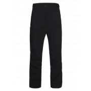 PP - Maroon active coated pant
