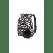 Goldbergh- Nagisa bag real raccoon fur