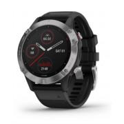 Garmin - Fenix 6 Silver/Blk GPS Netto