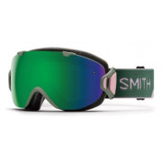 Smith - I/OS Patina Split - everyday green mirror snow goggle