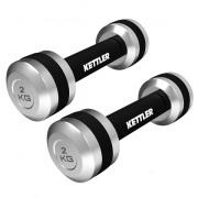 Kettler - Chroom Dumbels 2 x 2kg