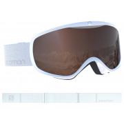 Salomon - Sense Access White/UNI. T. Orange Snow Goggle