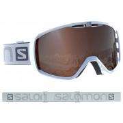 Salomon - Aksium Access WH/Univ. T. Orange Snow Goggle