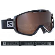 Salomon - Aksium Access BK/Univ. T. Orange Snow Goggle