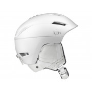 Salomon - Icon² C. Air White Snow Helmet
