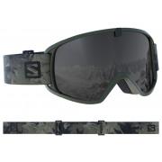 Salomon - Trigger Camo/Uni. SILV Mirror Snow Goggle
