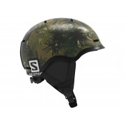 Salomon - Casques Grom JR Camo Snow Helmet