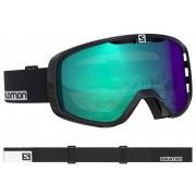 Salomon - Aksium Photo BK-White/AW Blue Snow Goggle