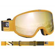 Salomon - Four Seven Safran/Sol Bronze Snow Goggle