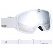 Salomon - Trigger White/UNIV. S. White Snow Goggle