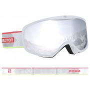 Salomon - Sense White-Corail/UNI. S. White Snow Goggle