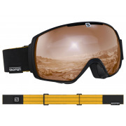 Salomon - XT One Access BK-SAF/Univ. T. Or Snow Goggle