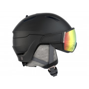Salomon - Mirage+ Photo BK/Rose Gold/AW Snow Helmet