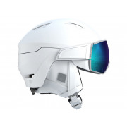 Salomon - Mirage White/Solar Snow Helmet
