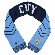 Nike Manchester City supporter scarf