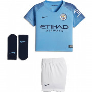 Nike - Manchester City FC Home Infants' Kit