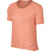 Nike - Women Miler Top Short Sleeve Breathe