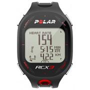 Polar RCX3 GPS zwart