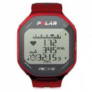 Polar RCX5 run rood