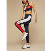 Tommy Hilfiger- Graphic flag legging dames