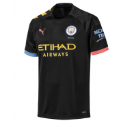 Puma - MCFC Away Shirt Replica SS Netto