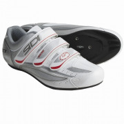 Sidi Race Nevada wit/zilver
