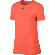 Nike - NP TOP SS ALL OVER MESH