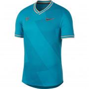 Nike - RAFA ARORCT JACQUARD TOP SS